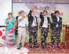 ベトナム総代理店10周年記念パーティ